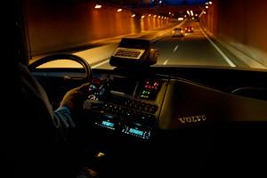 conductor interior