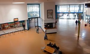 interior estacion