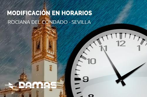 CancelacionHorariosRocianaSevilla